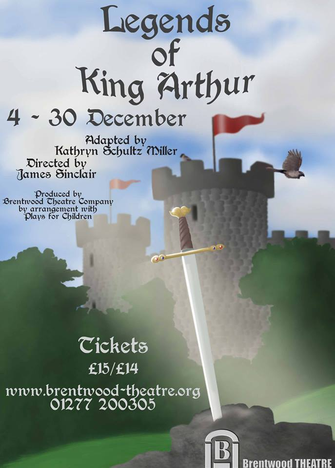 Legends of KING Arthur | Brentwood Theatre