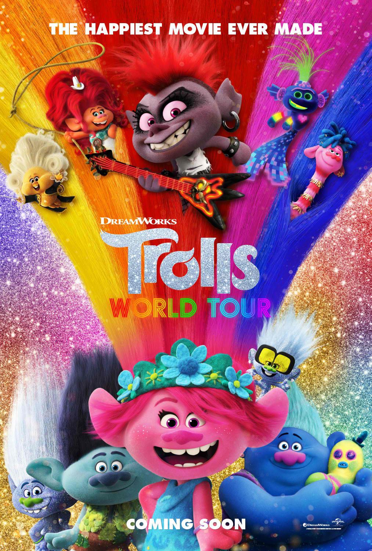 Trolls World Tour Film Brentwood Theatre